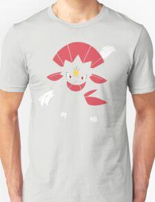 Weavile (Simple) Unisex T-Shirt