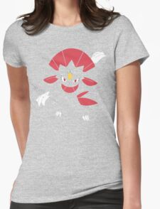 Weavile (Simple) Womens Fitted T-Shirt