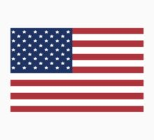 American Flag by sweetsixty