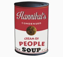 Hannibal's Cream of People Soup by AnthonyNewhall