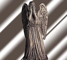 Weeping Angel (Stripe) by Marjuned