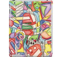 Classroom Mural iPad Case/Skin