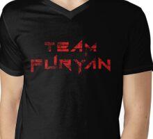 Team FURYAN Mens V-Neck T-Shirt