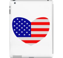 Love America iPad Case/Skin