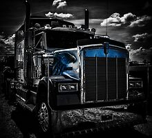 Keep on Truck'in ! by Richard  Lane