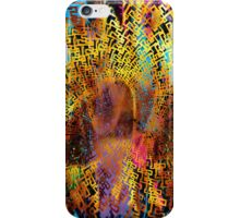 One Point Perspective iPhone Case/Skin