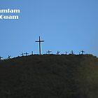 Mount Lamlam Agat, Guam by Louis Delos Angeles