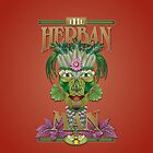 Herban iphone Man by Kathleen Dupree