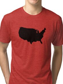 Northern United States Tri-blend T-Shirt