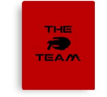 The Torque Team (Gears of War) Canvas Print
