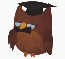 Graduation Owl by Claire Stamper