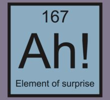 Ah! Element Of Surprise by BrightDesign