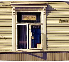 Second hand shop by homesick