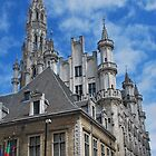 Grand Place by Cathy Jones