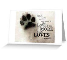 True Love - By Sharon Cummings Words by Billings Greeting Card