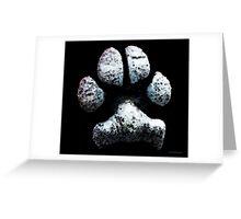 Animal Lovers - South Paw Greeting Card