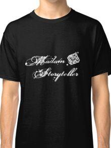 World of Darkness - Madam Storyteller Gritty White Classic T-Shirt
