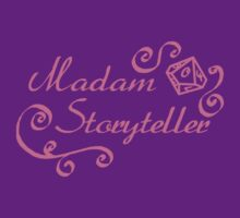 World of Darkness - Madam Storyteller Pink by Serenity373737