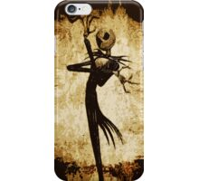 Jack Skellington Cool Style iPhone Case/Skin