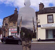 The Mirror Man 04 by biddumy