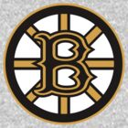Boston BruSox - Boston Bruins Boston Red Sox MASHUP (Bruins Colors) by xnmex