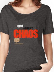 So Much Chaos Women's Relaxed Fit T-Shirt