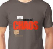So Much Chaos Unisex T-Shirt