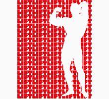 Arnold - Lift Red (variation 1) Men's Baseball ¾ T-Shirt