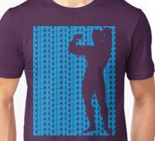 Arnold - Lift Blue (variation 1) Unisex T-Shirt