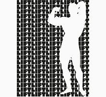 Arnold - Lift Black (variation 1) Men's Baseball ¾ T-Shirt