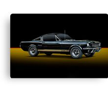 1965 Shelby Mustang G.T.350H Canvas Print