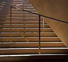 Stairway To The Arts by phil decocco