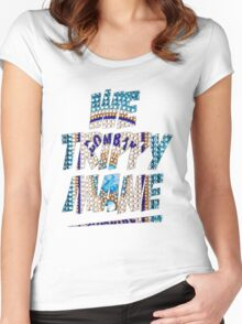 We Trippy Mane Women's Fitted Scoop T-Shirt