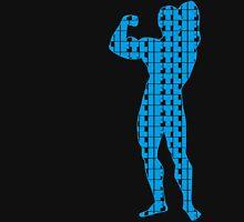 Arnold - Lift Blue (variation 2) Unisex T-Shirt
