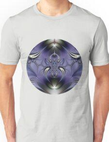 Purple Ornament Unisex T-Shirt