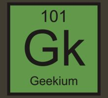 Gk Geekium Element by BrightDesign