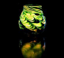 Reflections In Green by trueblvr