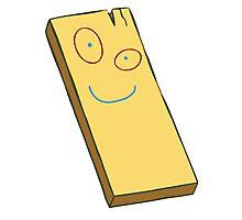 Plank Photographic Print