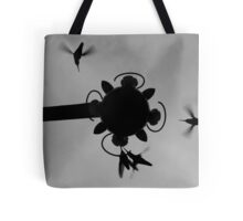 Hummingbirds #3 Tote Bag