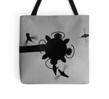 Hummingbirds #4 Tote Bag