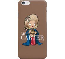 Mrs.Carter iPhone Case/Skin