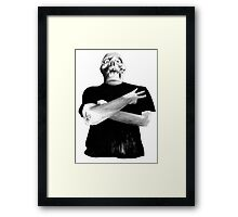 Slash Three! Framed Print