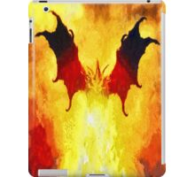 Into The Flames iPad Case/Skin