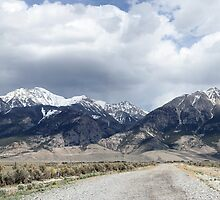 Borah Peak. Highest peak in Idaho by MissMimi63
