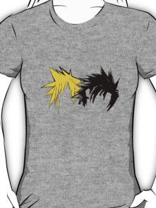 Final Fantasy Hair T-Shirt