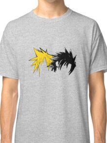Final Fantasy Hair Classic T-Shirt