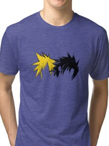 Final Fantasy Hair Tri-blend T-Shirt