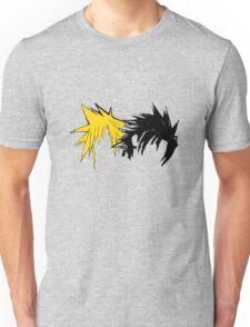 Final Fantasy Hair Unisex T-Shirt