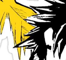 Final Fantasy Hair Sticker