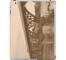 Winchester Oregon Historic Bridge (available in ipad case) iPad Case/Skin